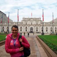 Un día en Santiago de Chile