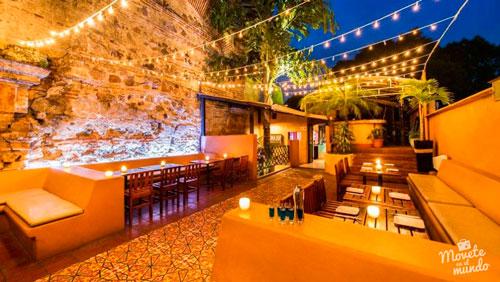 dónde comer en Antigua