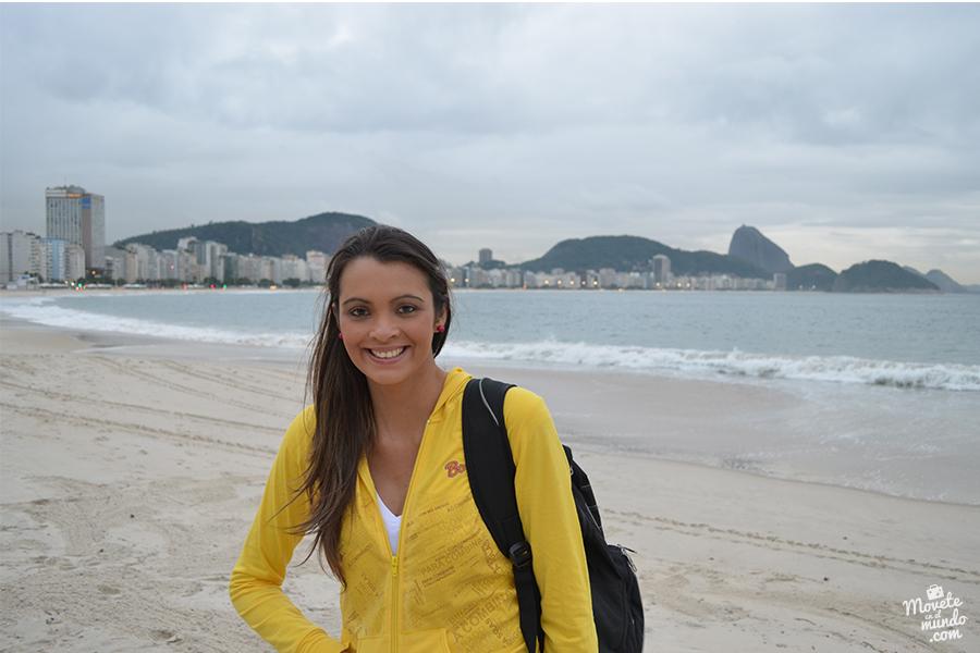 Río de Janeiro en un día