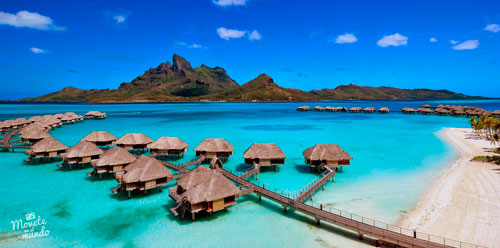 lugares menos visitados del mundo