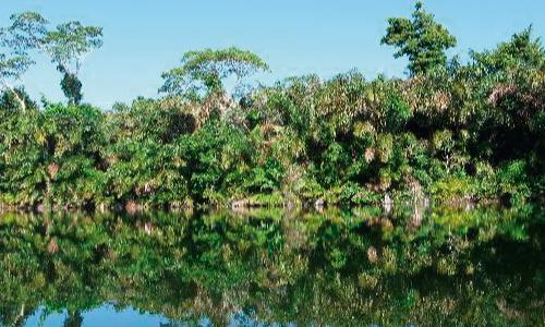 lagos y lagunas de Costa Rica