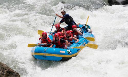 actividades de aventura en Costa Rica