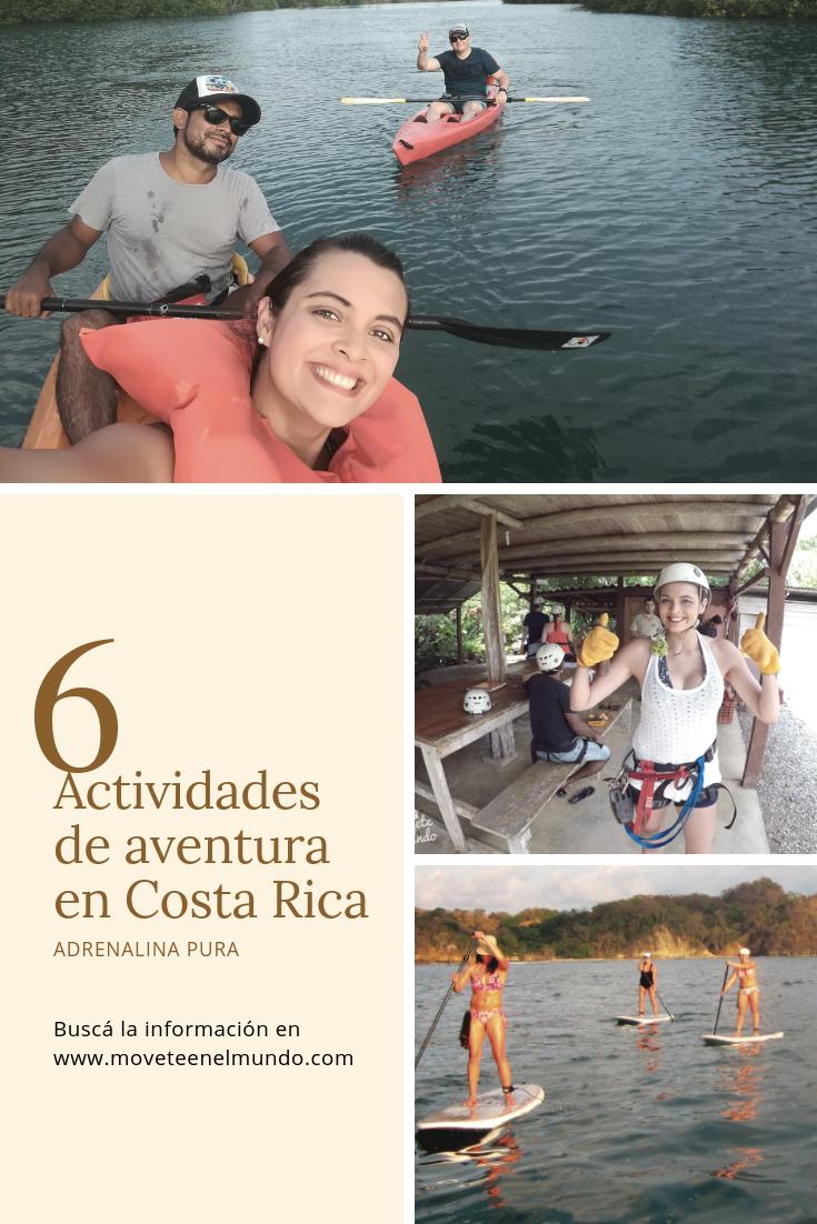 Actividades De Aventura En Costa Rica Para Tus Vacaciones
