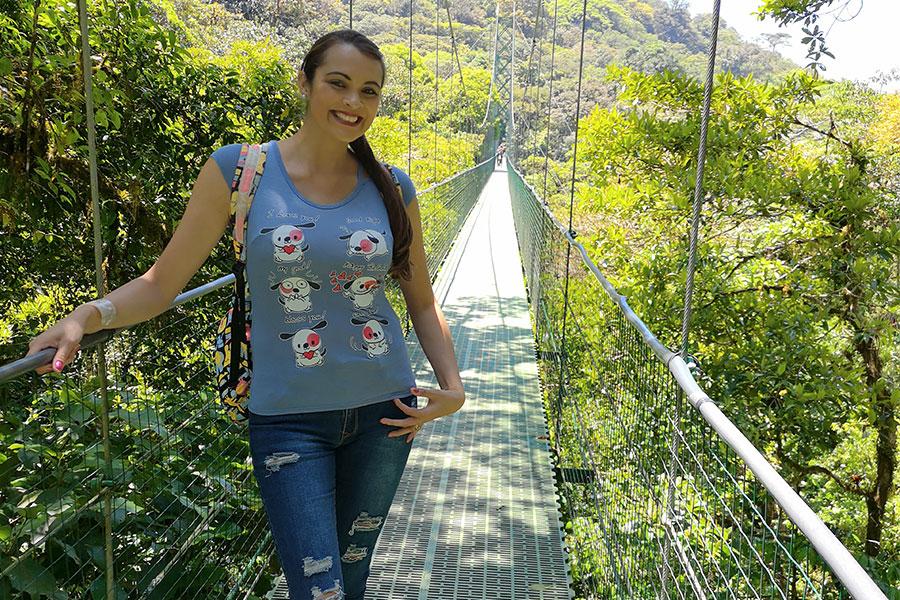 Lo Mejor de Monteverde en Costa Rica