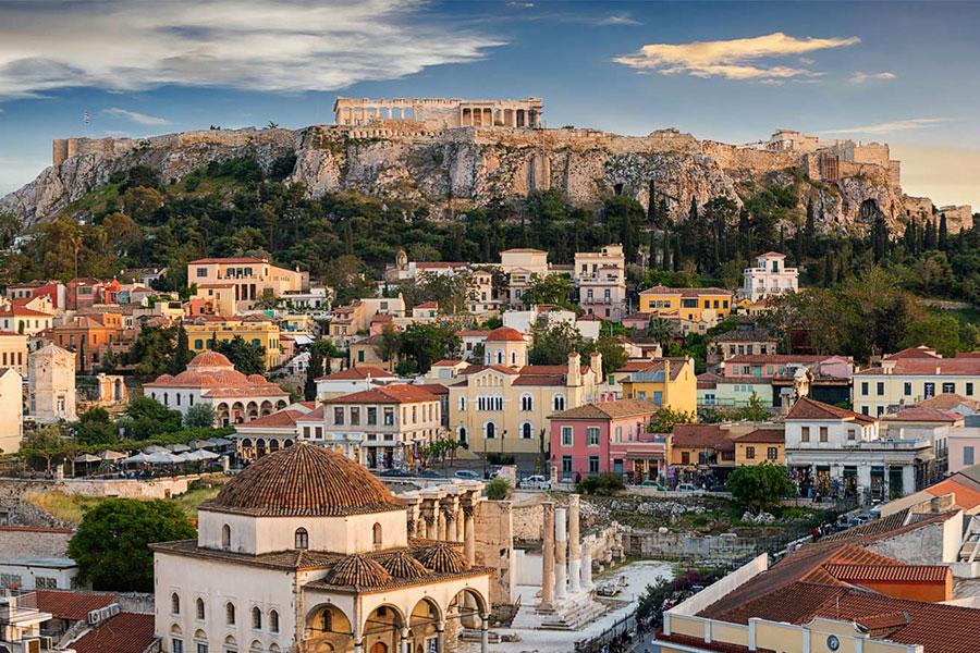 7 lugares imperdibles en Grecia