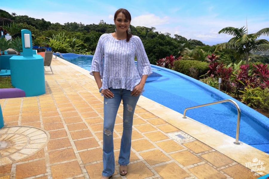 Paz total en Xandari Resort